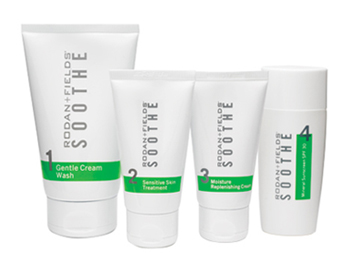 Soothe Regimen for Sensitive Skin