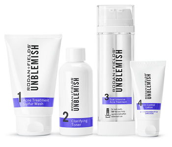 Unblemish Regimen for Acne