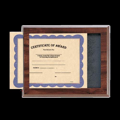 Custom Certificates & Holders — RMAZ Awards