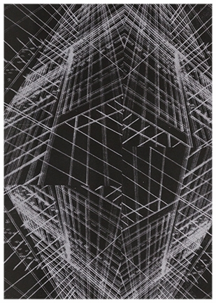 Quadrilateral Construct I, Photoetching