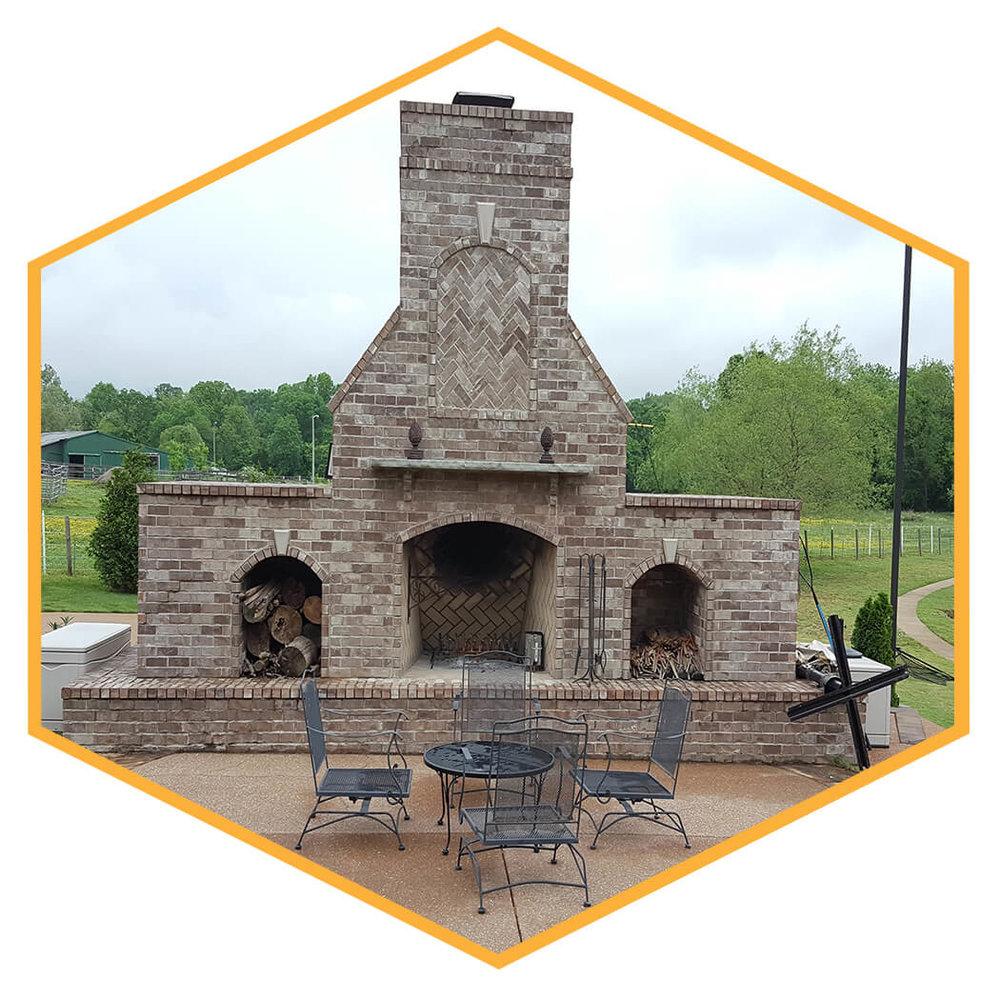 Chimney & Fireplace