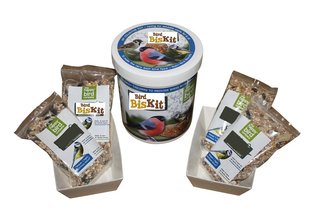 bird biskita ready made mix of premium bird seed and natural proteins and starches -