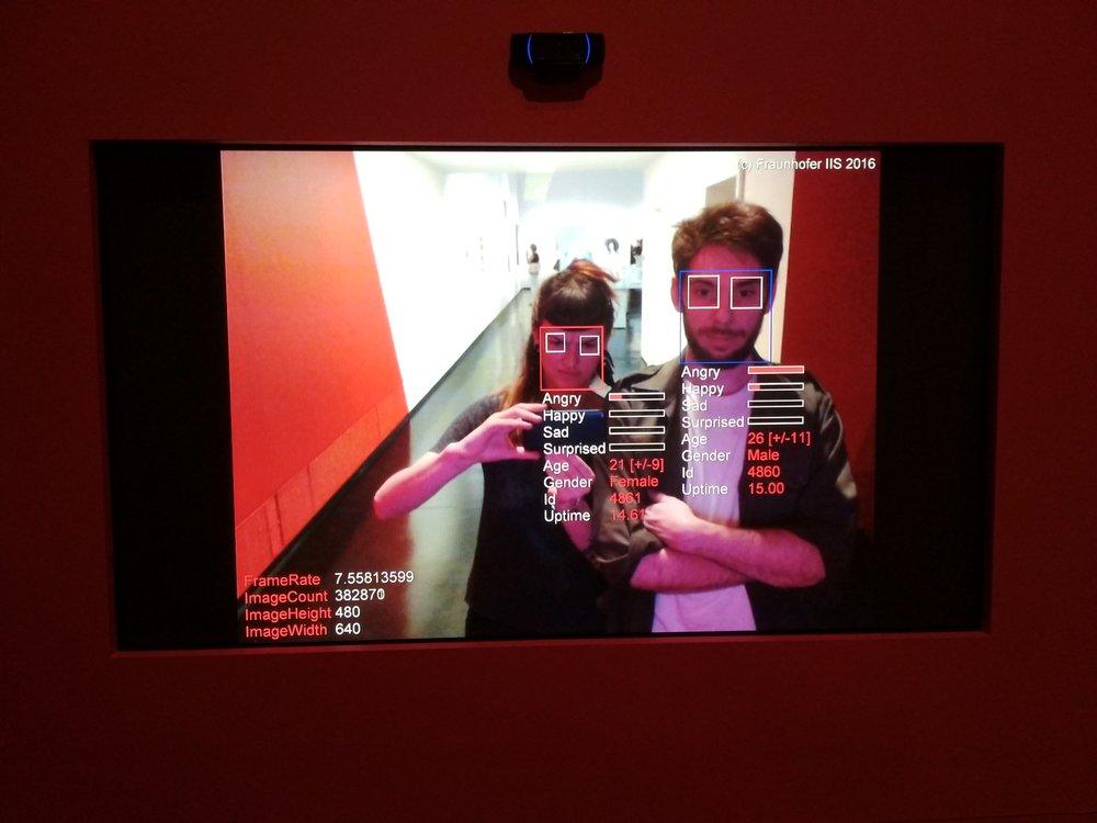 Facial recognition system- Nicole Scheller