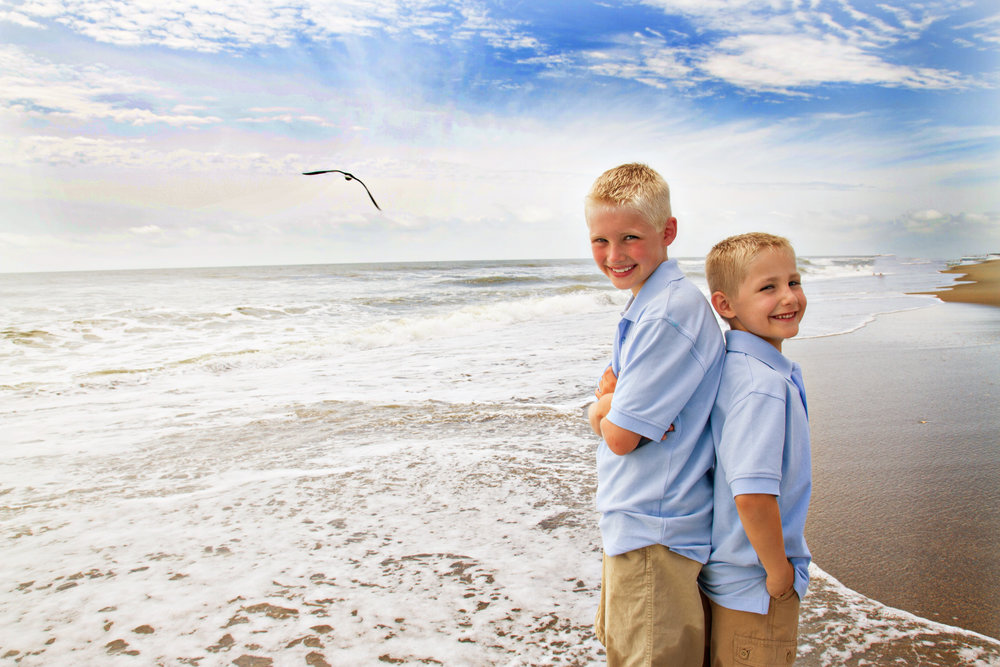 Lifestyle Family Vacation Photography