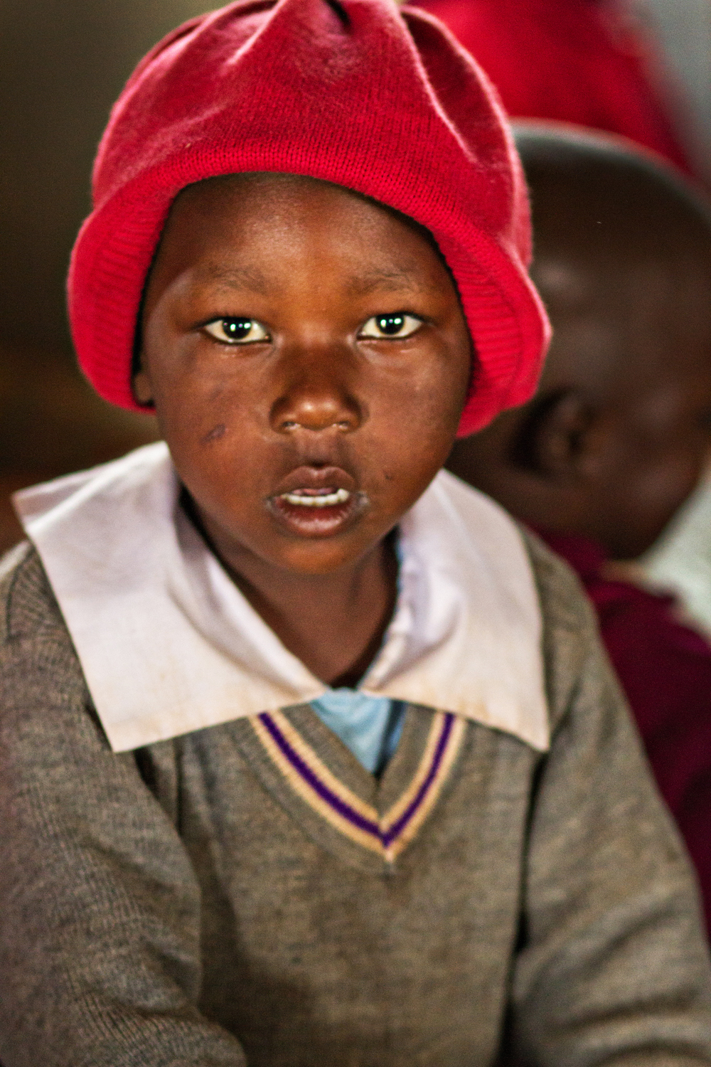 The Beauty of a Kenyan Kid