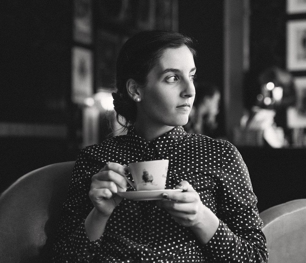 Tea with Maria