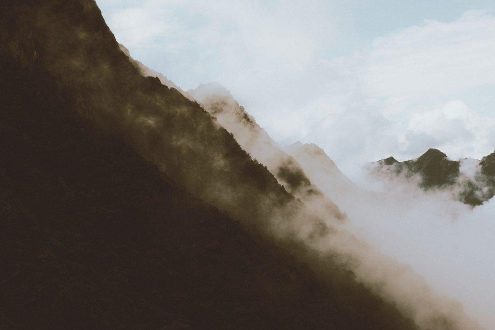 Inka Trail, Machu Picchu Peru