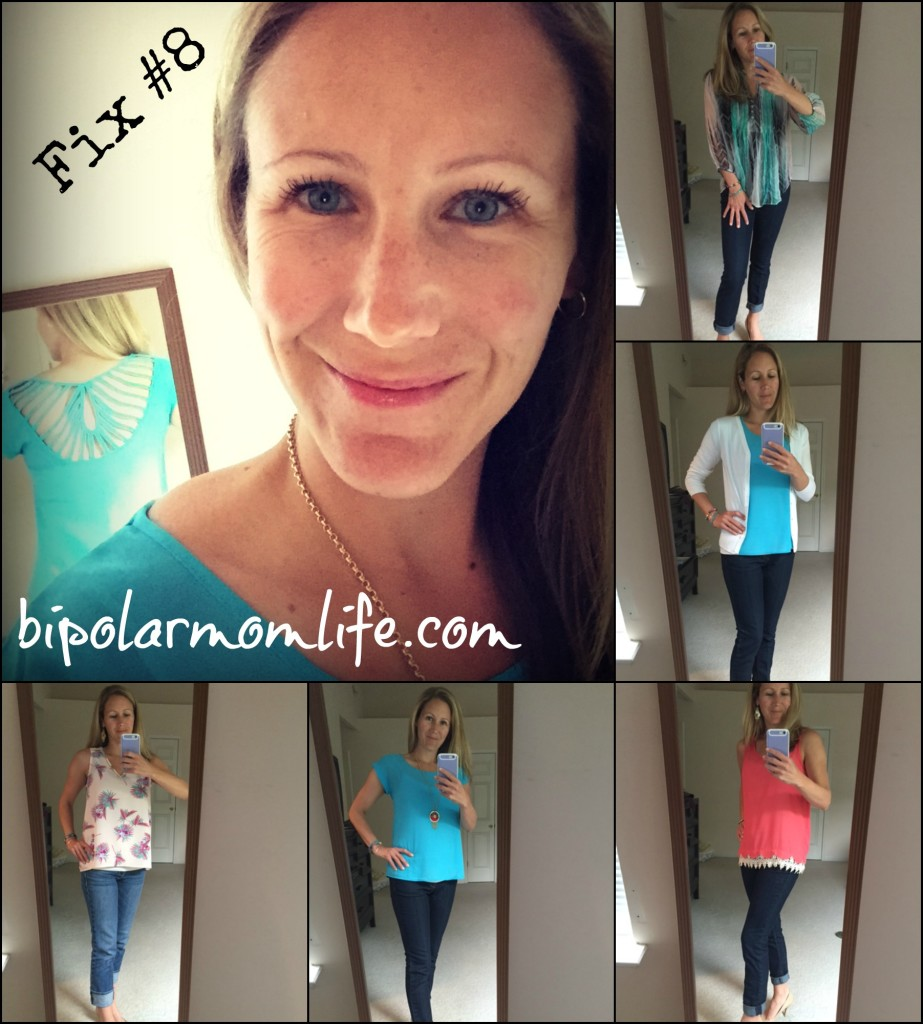 Stitch Fix Bipolar Mom Life