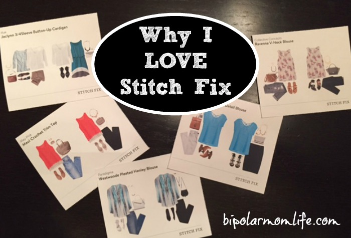 Why I love Stitch Fix bipolar mom life