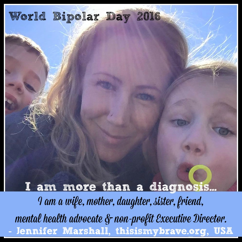 World Bipolar Day 2016