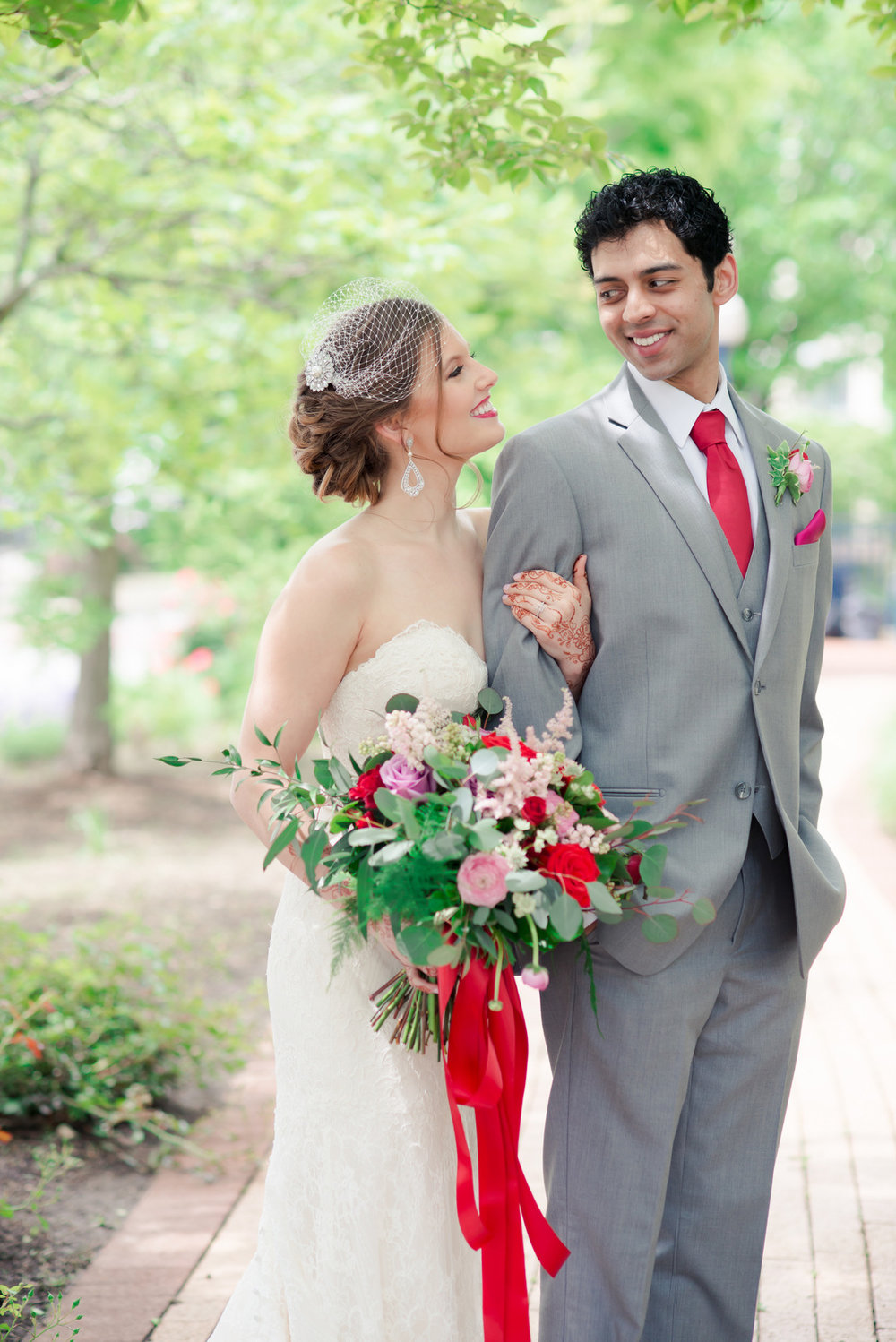 Callie & Shreyus Wedding