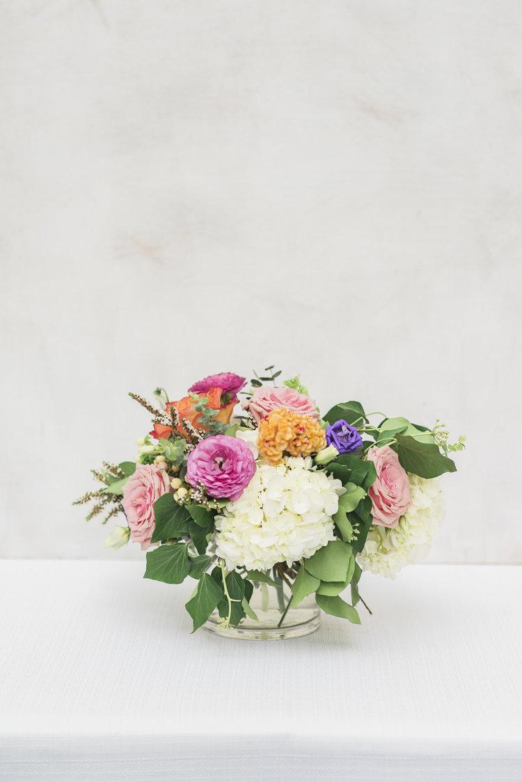 Wedding Centerpiece, Small — FLEUR DE LIS FLORIST
