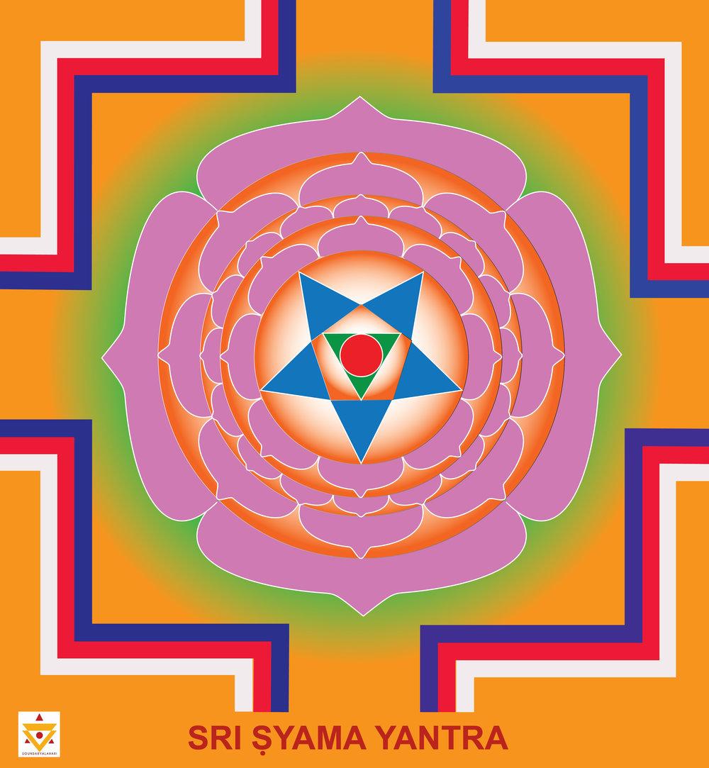 Sri Syama Yantra