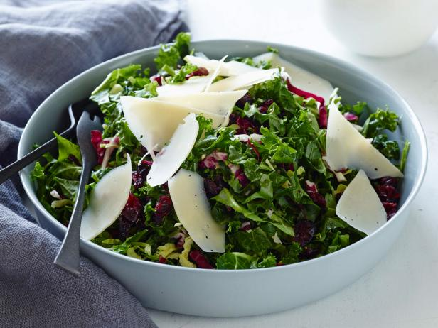 Winter Slaw - Tried this last night and it was a winner! There are limitless variations on this dish. The recipe is below.Ina's Winter Slaw