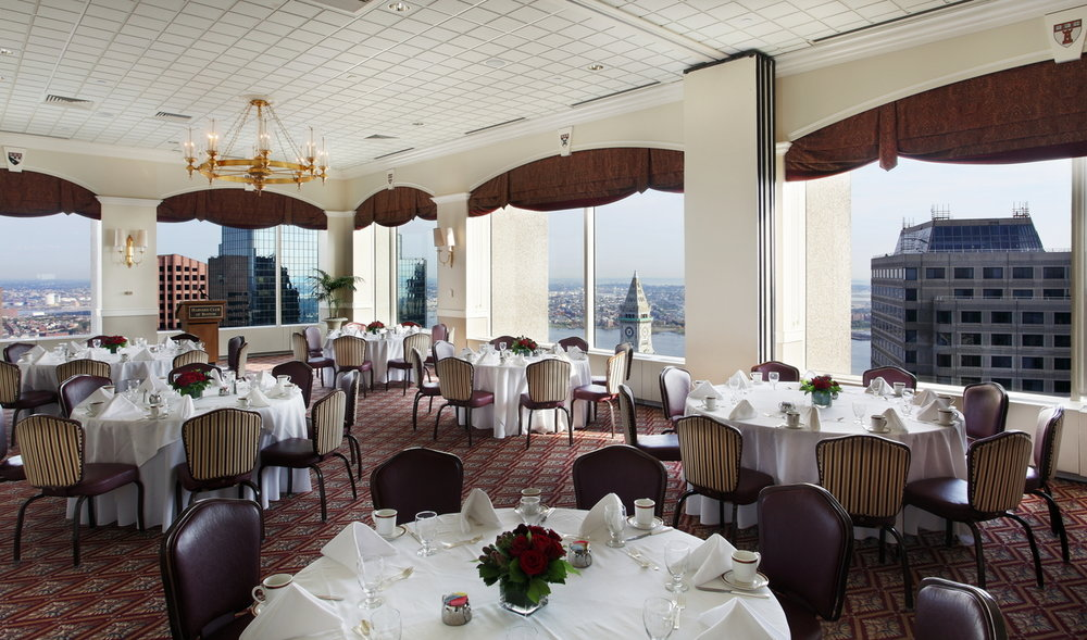 Shady Lane at Harvard Club! - Harvard alumni, students, faculty and friends will now be able to enjoy Shady Lane Granola at the Harvard Club in downtown Boston. What a view from the 38th floor!