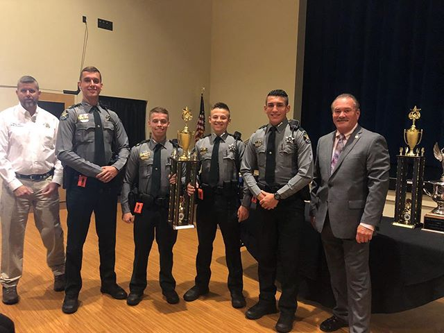 The Pasco Explorer Post took home 3rd place overall in State Competition #pascoproud #pascoexplorerpost916 @pascosheriffsoffice