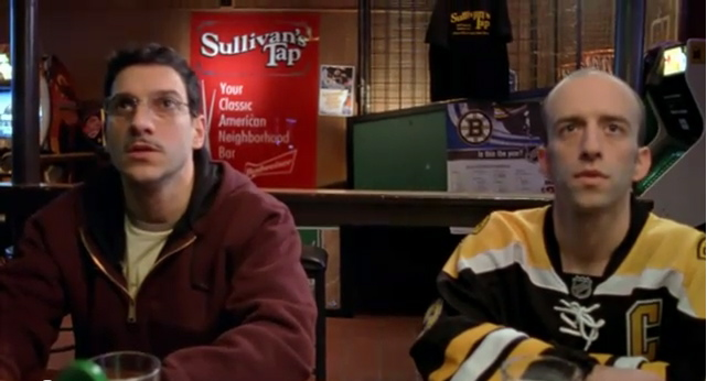 Boston Bruins Commercial