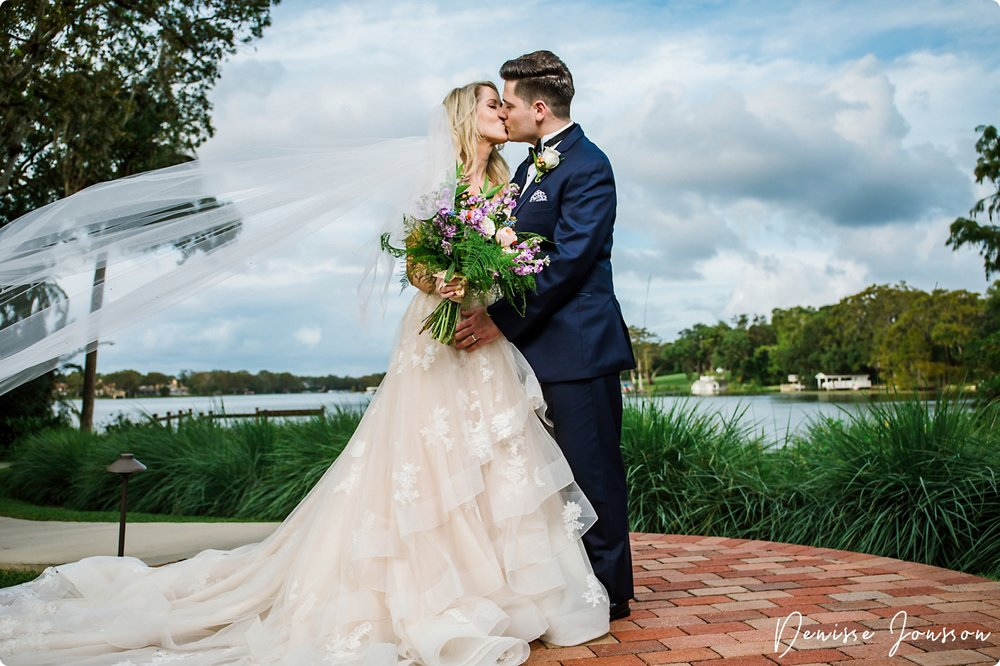 Wedding Photography at Capen House Winter Park