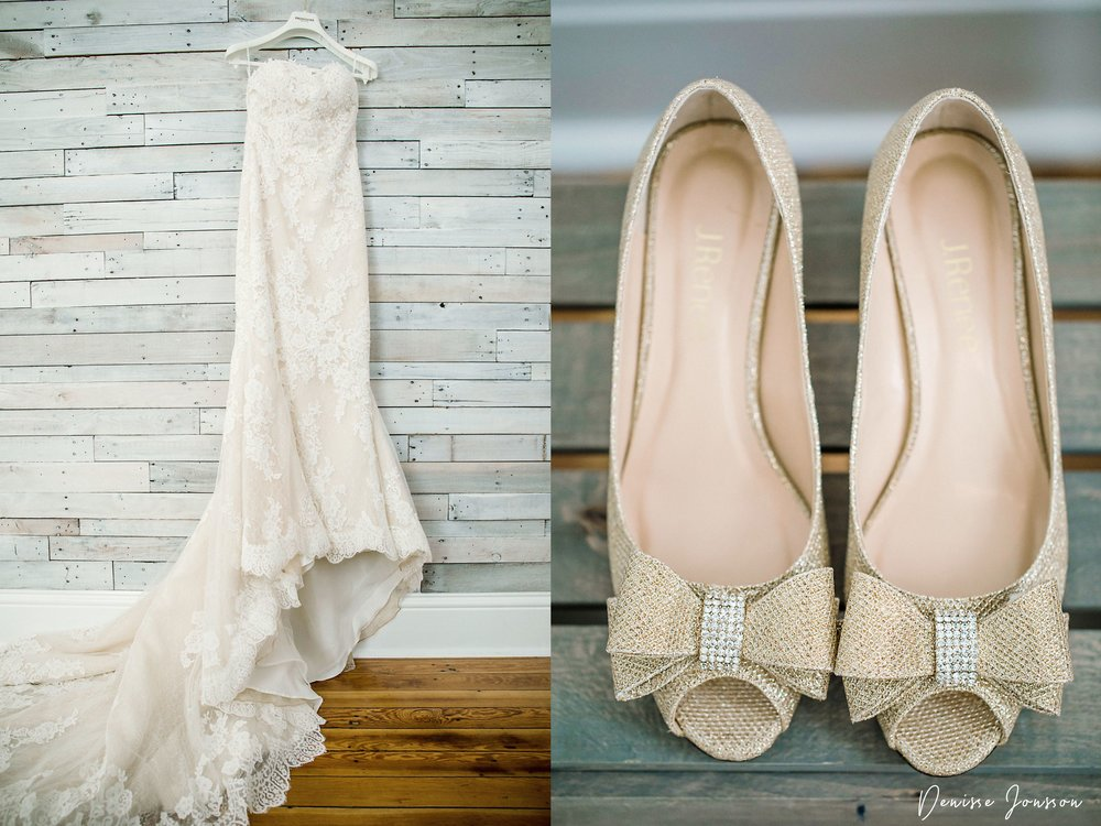southern Charm Wedding at Venue 1902