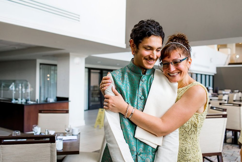 Uma and Nandini's Indian Wedding in Detroit, MI