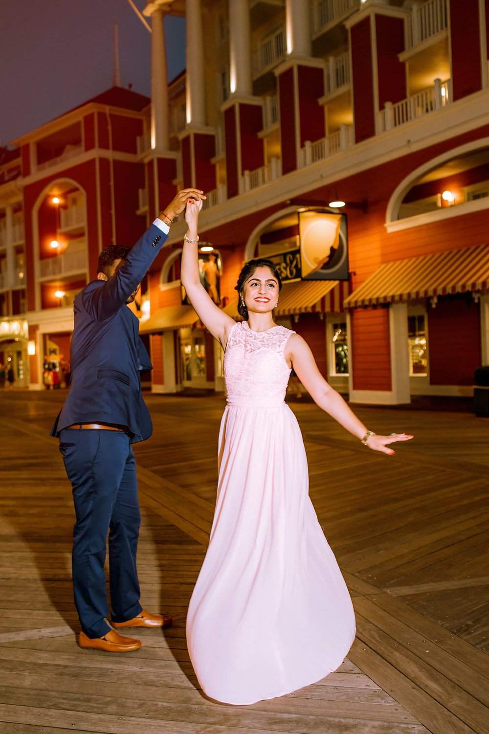 Disney's Boardwalk Engagement