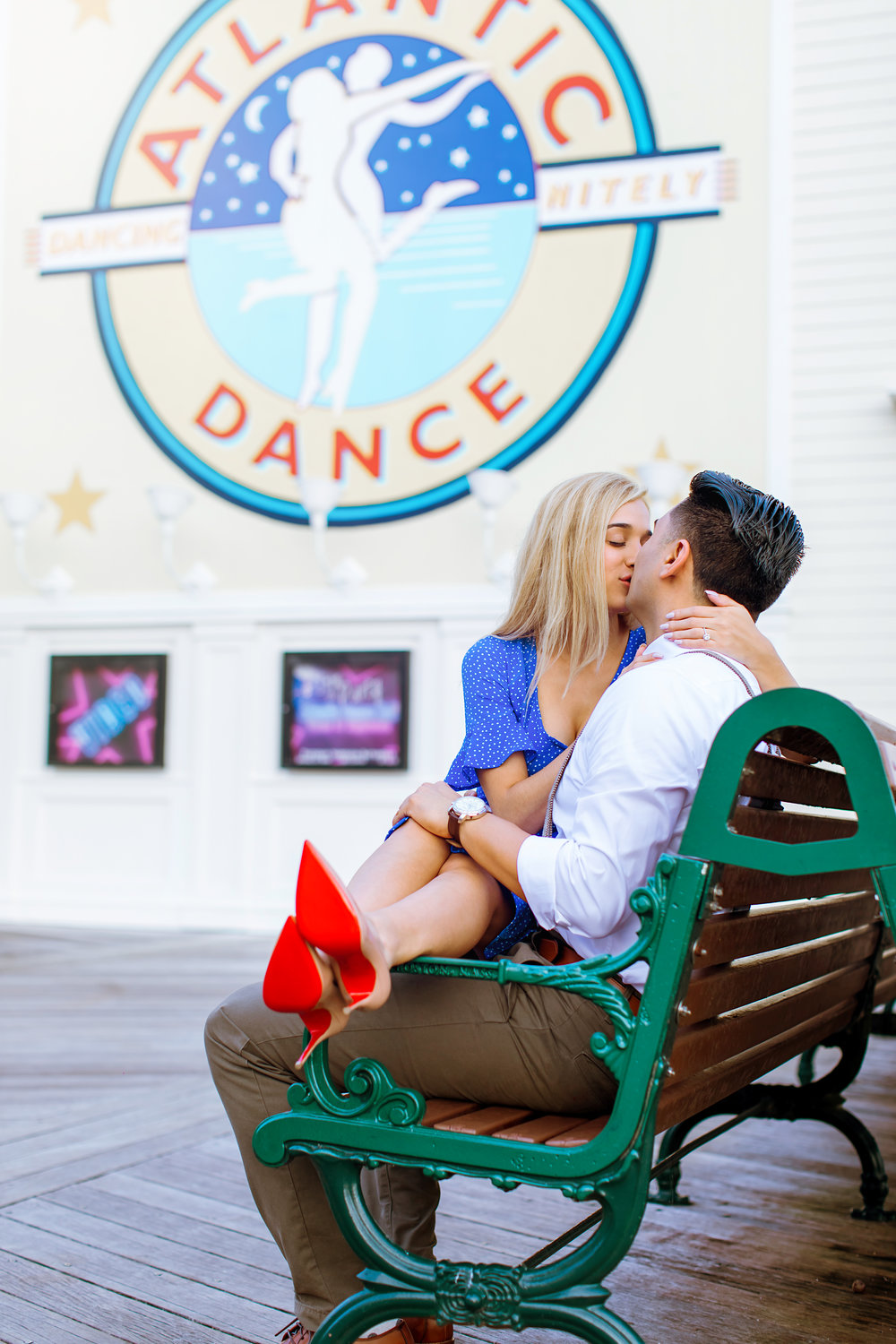 Disney Hotel Engagement Session