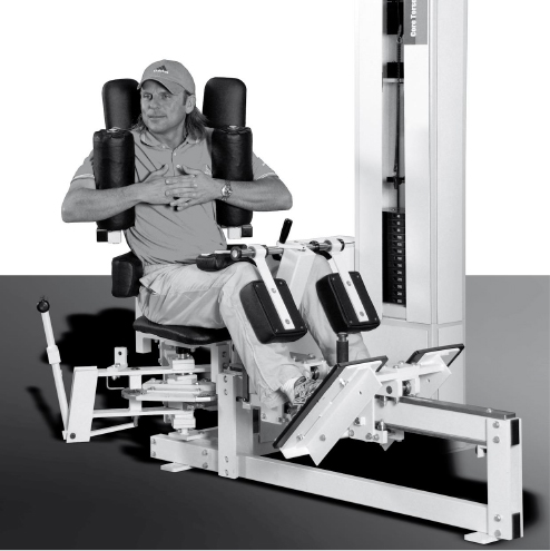 Core Torso Rotation Machine
