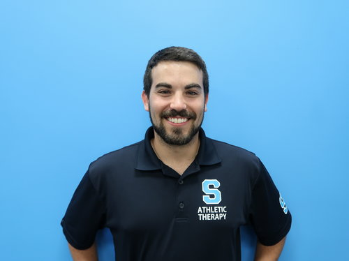 Registered Massage Therapist - Jonathan is a registered massage therapist from the Ontario College of Health and Technology in 2017 and a Certified Athletic Therapist from Sheridan College in 2016. Since graduating he has worked in multi-disciplinary clinics treating all types of injuries and also continues to work as a sideline therapist at various sporting events.Jonathan believes strongly in preventing injuries before they occur and encourages his clients to lead a healthy lifestyle and take an active part in their care. He uses a variety of techniques including deep tissue massage, myofascial release, joint mobilizations, and exercise prescription to help his clients move and feel better.Jonathan is an active individual who enjoys the outdoors, going to the gym, playing soccer, and spending time with his friends and family.