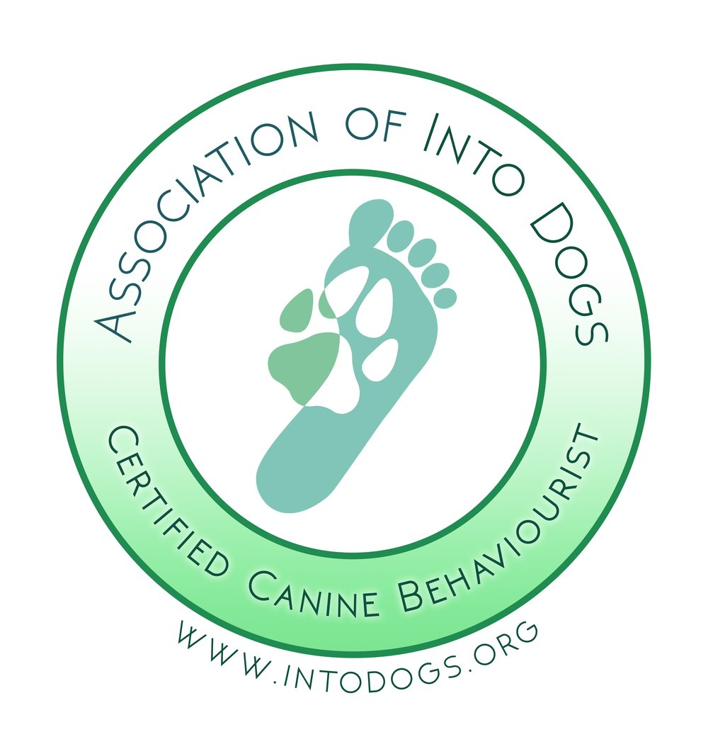 Association of INTO Dogs Certified Canine Behaviorist, Certified Dog Behaviorist in Greenville, SC