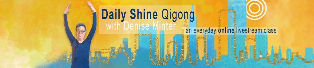 Waking Up Energy Daily Shine Qigong