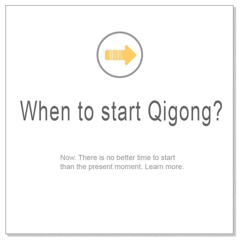 Waking Up Energy Qigong