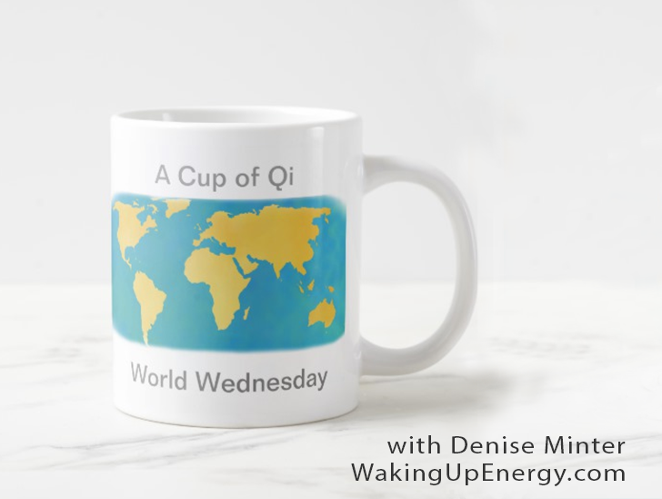 9am/PacificTime. 9 minutes of QiGong practice on Facebook Live with Denise Minter. Share with your friends, it's free. fb.me/2018DailyShine