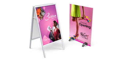 Presentation Boards - Presentation Boards signs are printed in full color on rigid substrates. They range in size from 12