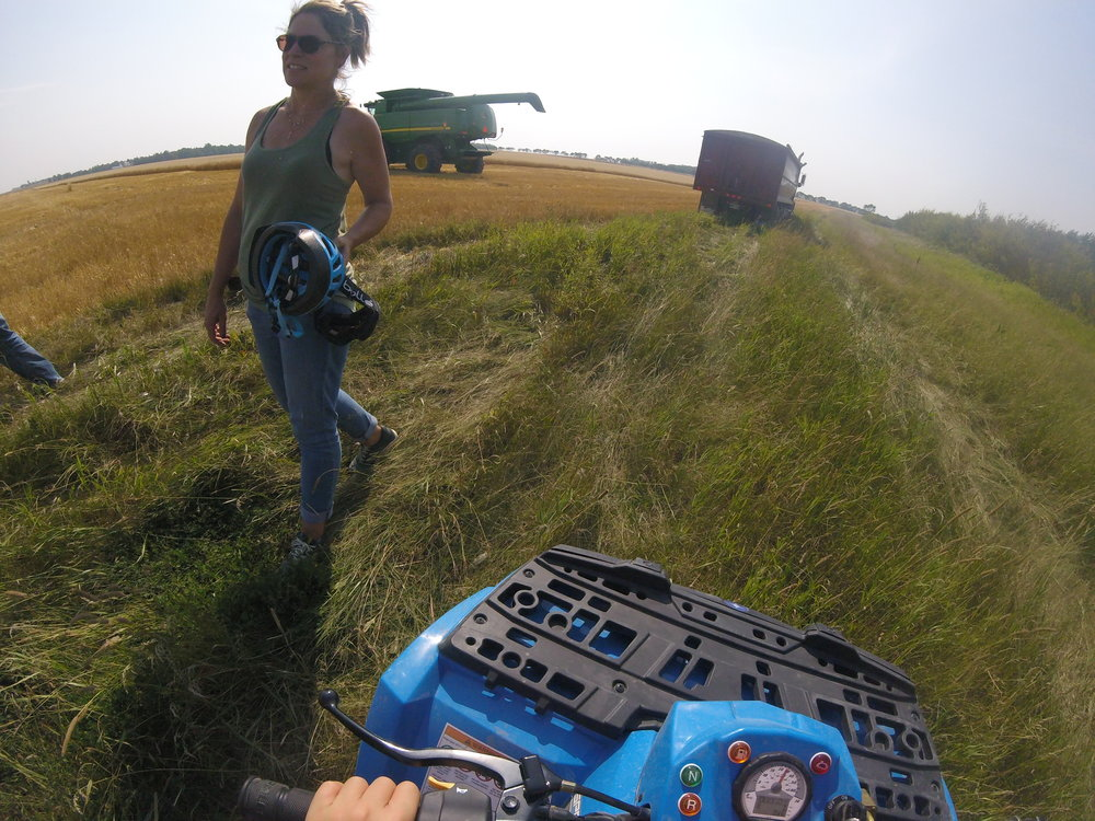 4 - Making GoPro videos for FarmFemmes