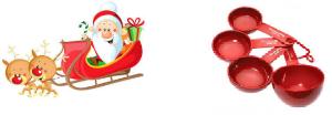 FarmFemmes Wish Lists: Santa's Sleigh & Measuring Cups