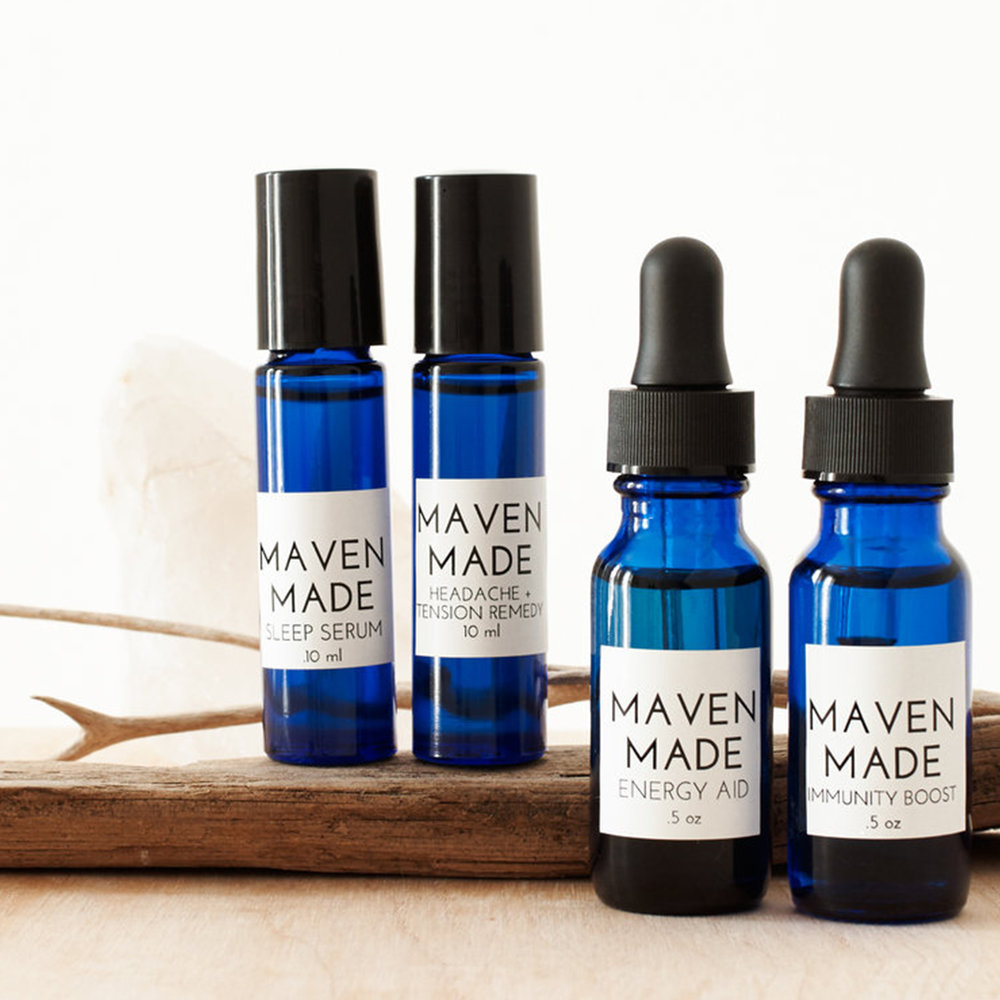 NURTURING YOUR SKIN WITH NATURE - BY BETHANY FRAIZER, MAVEN MADE