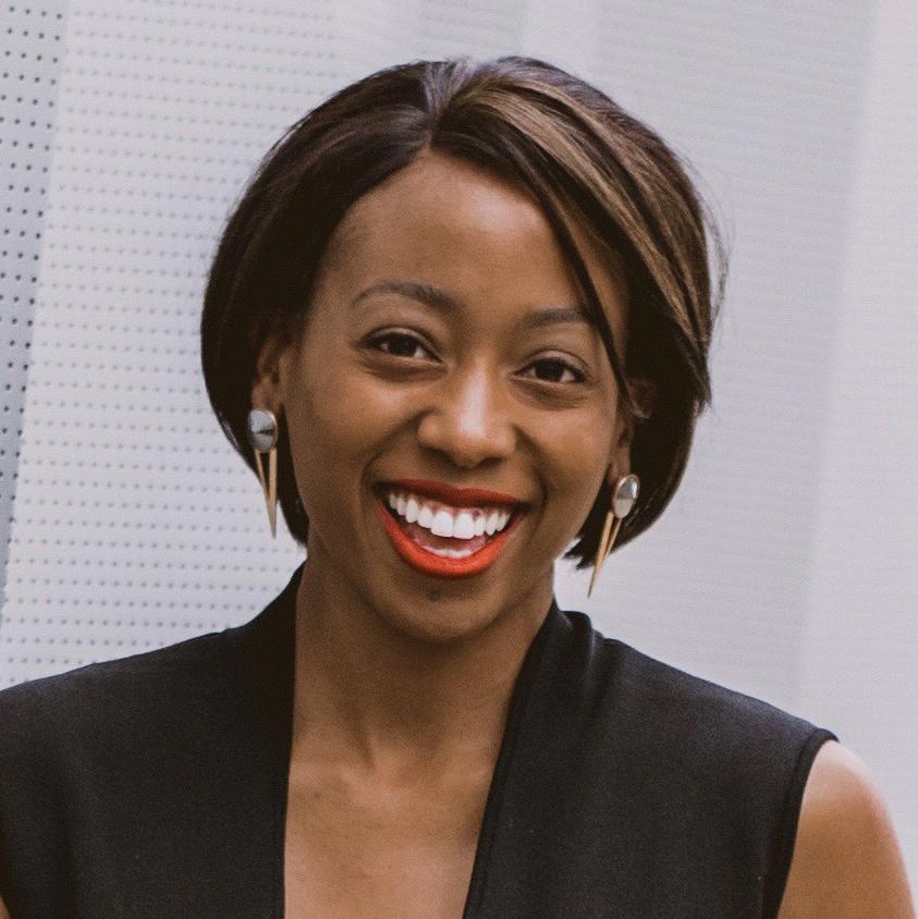 Latoya BRown: Fashion fluential