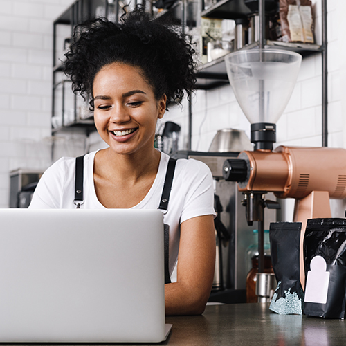 Creating Business Content that Connects & Converts - BY QUIANA DARDEN