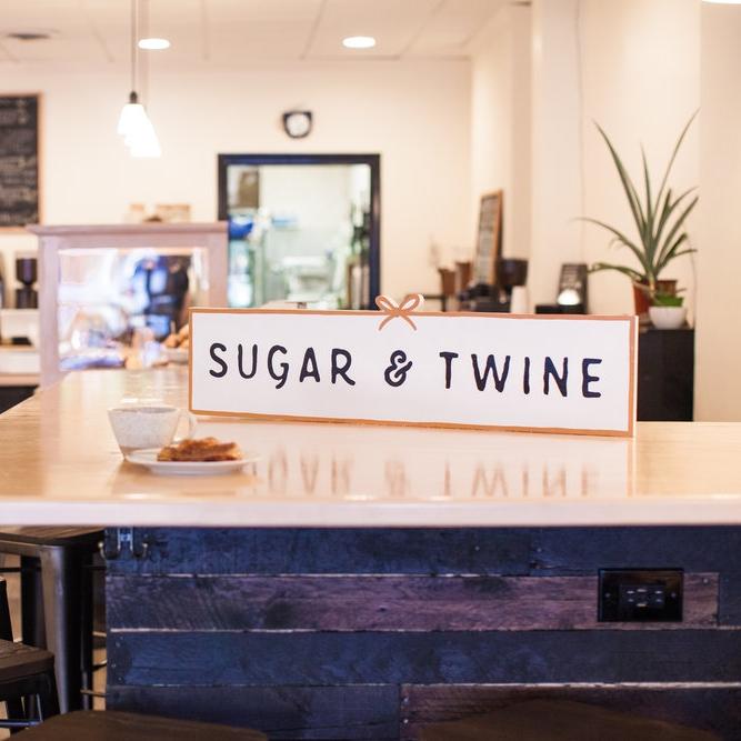 Sugar + Twine -