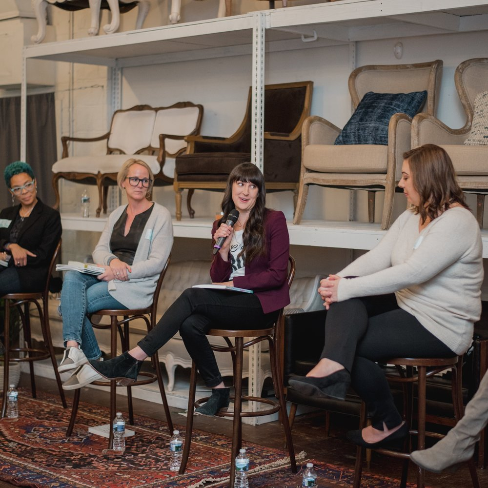 january 19 - Panel - The AuthorsLocation: Paisley & Jade