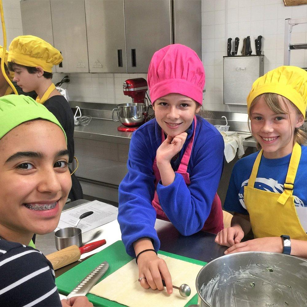 Creative Cuisine - 7th & 8th Grade