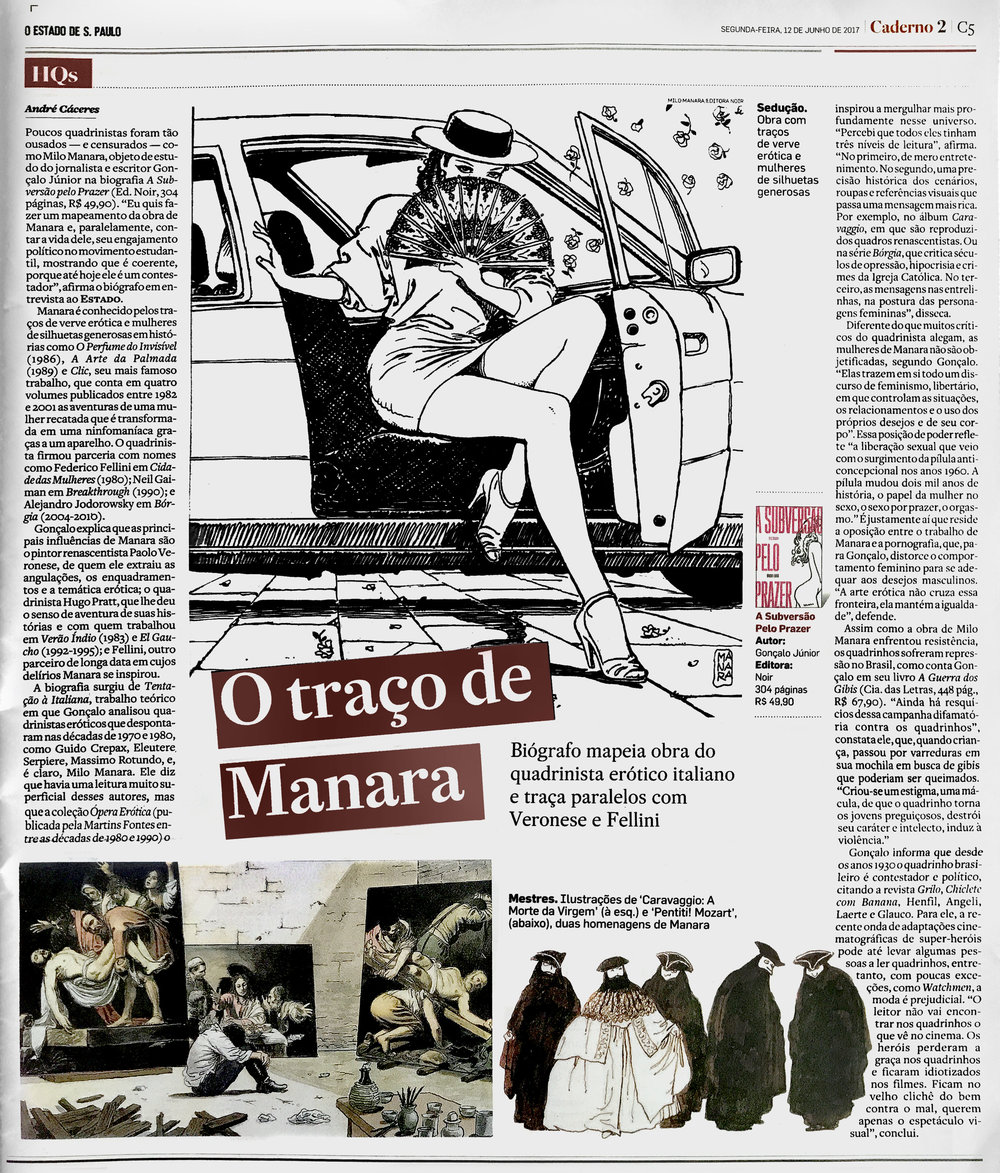 Estadão São Paulo – 12/6/17