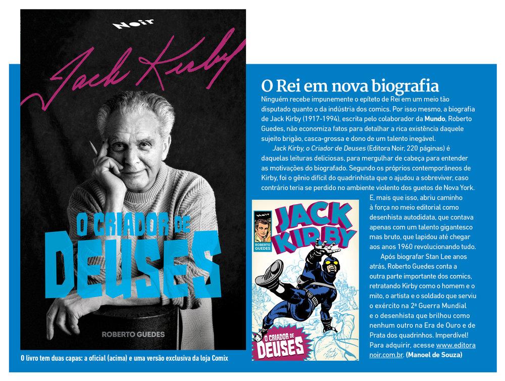 Mundo dos Super-heróis  São Paulo –19/7/2017