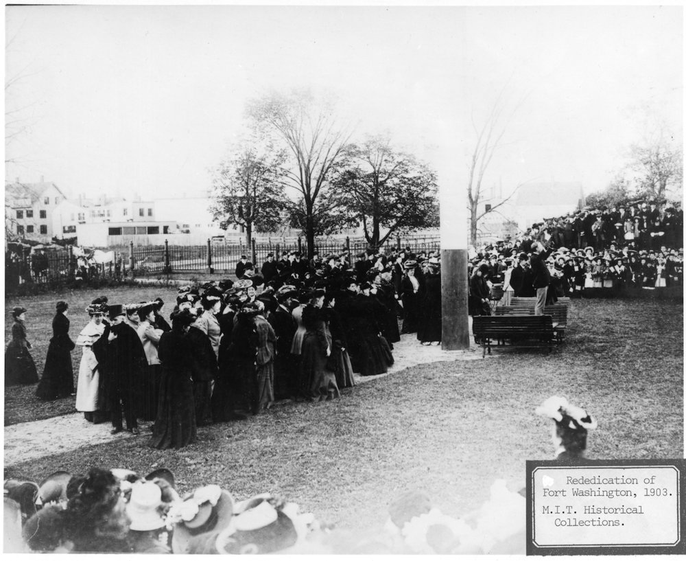 Fort Washington Park, 1903