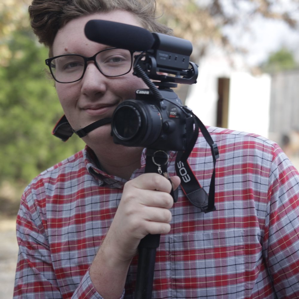Dylan weatherly - I've been really into video for a long time,I started doing wedding videos back in 2015 and have since started doing music videos with local artists and interviews with local leadership.