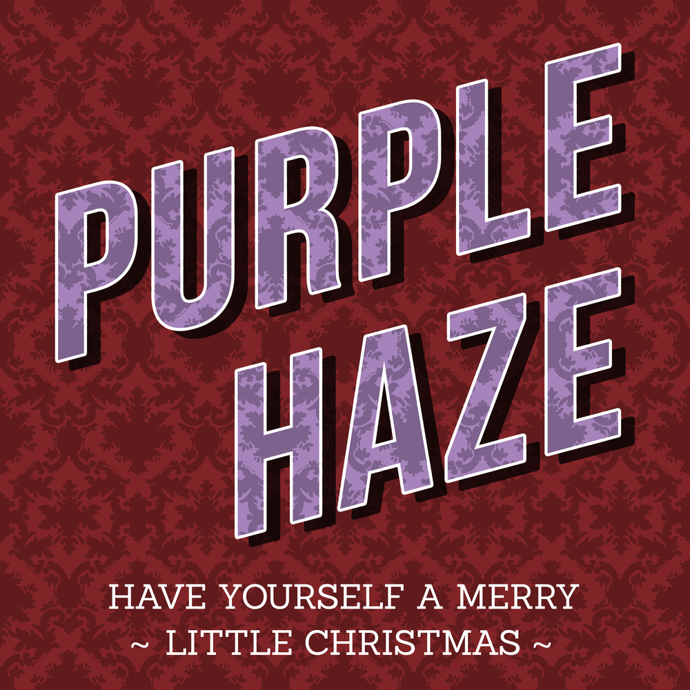 Purple Haze Christmas Single