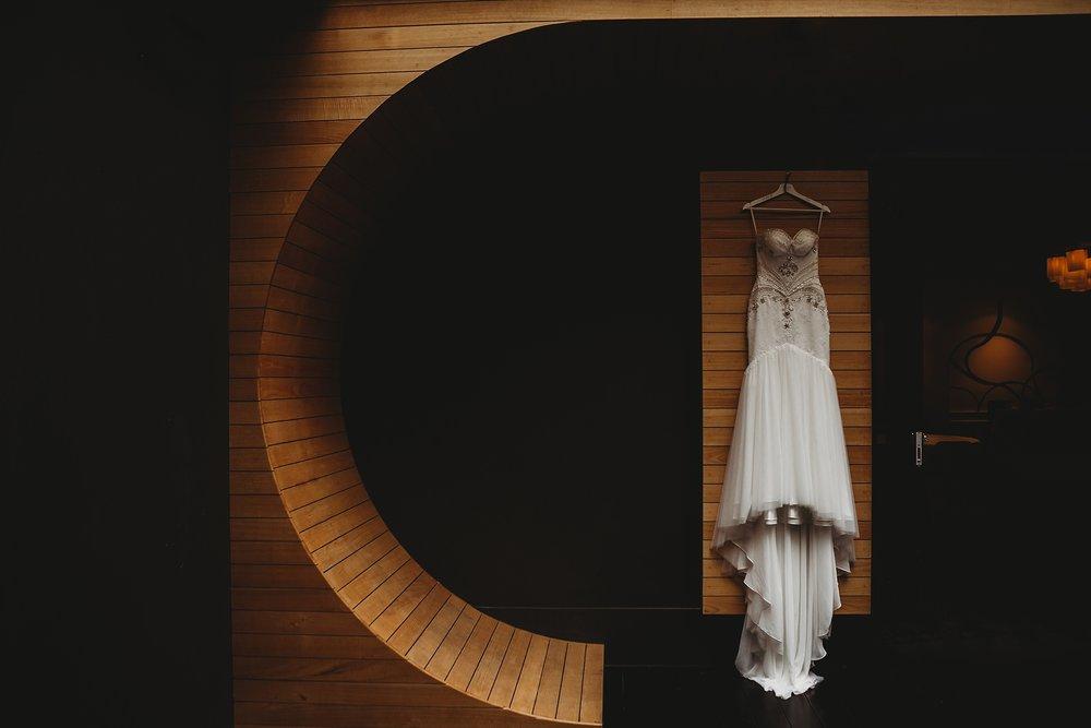 wedding dress brighton savoy