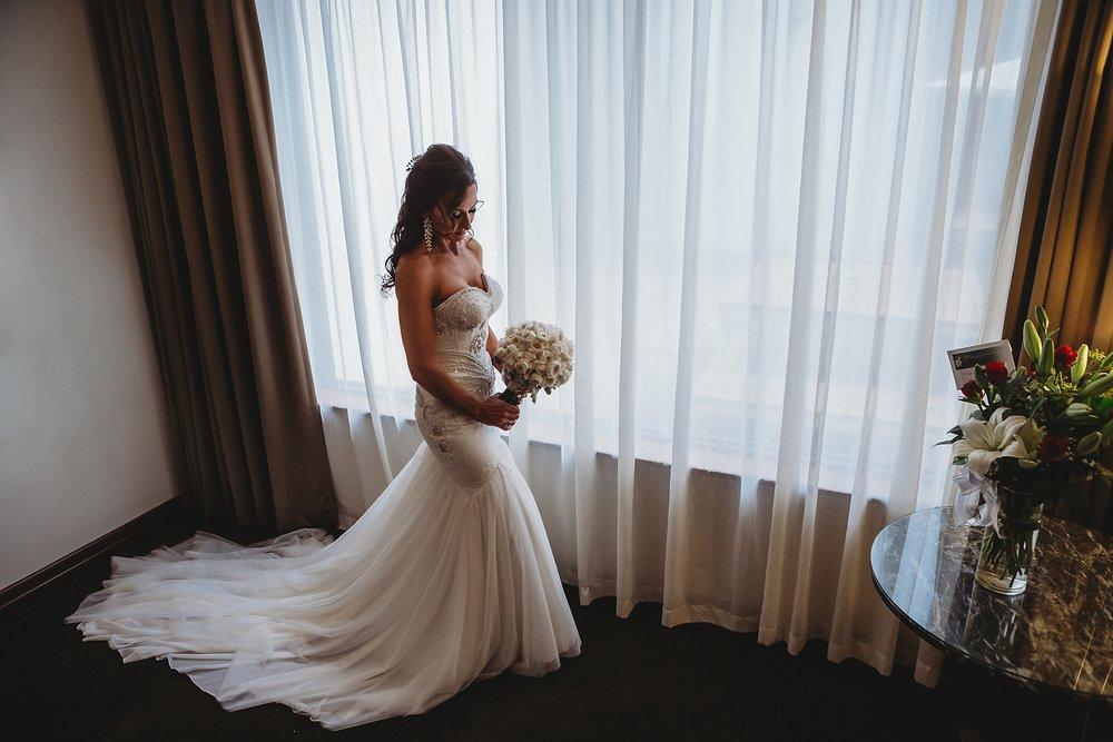 bride at brighton savoy