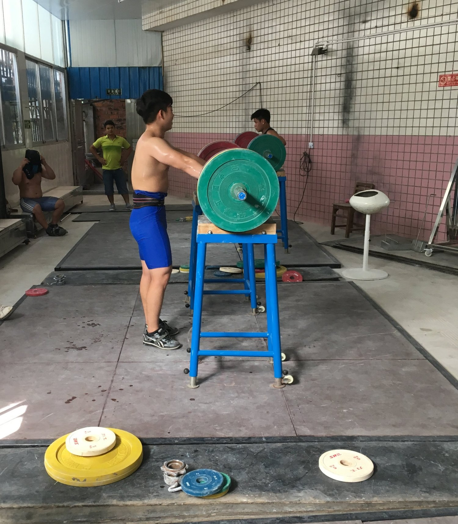 bd7487097e32 Dead Muscles in China Part 1  General Chinese Weightlifting Philosophy