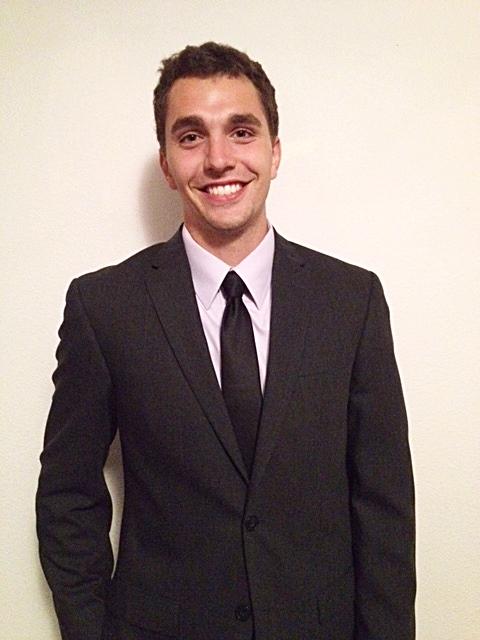 Dylan Raymond Director of Finance